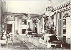 Whitemarsh Hall interior view.