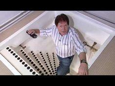 ▶ Ruimte besparende trap van EeStairs (uitzending Batiportal.be) - YouTube