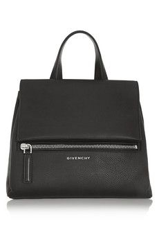Givenchy Small Pandora Pure bag in black textured-leather | NET-A-PORTER #2015bags