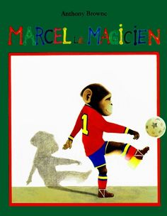 Livres Ouverts : Marcel le magicien