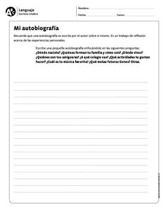 Visit the post for more. Spanish Worksheets, Spanish Teaching Resources, Writing Resources, Spanish Lessons, Dual Language, Spanish Language, Educational Activities, Learning Activities, Grammar Book