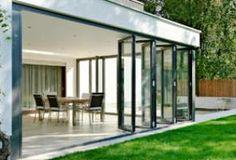 Glazen wanden voor buiten | Mesterom outdoor living