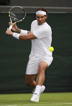 Rafael Nadal Wimbledon 2014 outfit