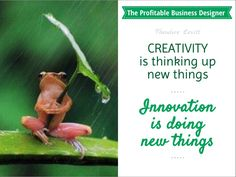 Creativity is thinking up new things. Innovation is doing new things. Team up with bpro to help you with your Innovation Plan of Action. Call us now, NZ 0800 321 0800