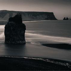 / haven between cliffs
