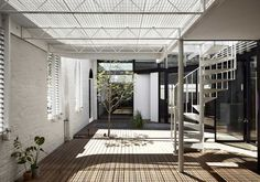 Westgarth by Andrew Maynard Architects. Photo by Fraser Marsden | http://www.yellowtrace.com.au/australian-houses-awards-2015/