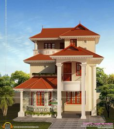 Beautiful Homes in India Beautiful House Designs IndiaLand