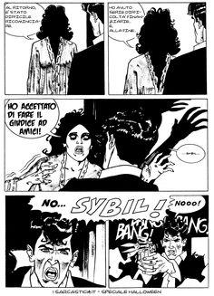 Pagina 72 - L'alba dei morti viventi - lo speciale #Halloween de #iSarcastici4. #LuccaCG15 #DylanDog #fumetti #comics #bonelli