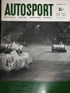 1961 LOTUS ELITE LOV 1 GRAHAM WARNER WINS WORLD CUP BEN PON PORSCE ABARTH DUTCH