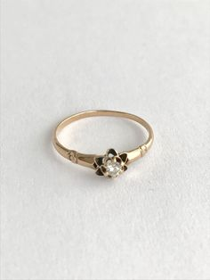 10K Black Hills Gold feuilles Ring Taille 4-11