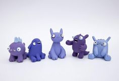 I have enrolled in a Fairies/Trolls/Gnome class for Spring Purple | Flickr - Photo Sharing!