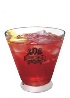 """The Belmont Jewel. When folks at this weekend's Belmont Stakes yell, """"I'll Have Another!,"""" they might not only be cheering for the 4-5 favorite colt and Triple Crown hopeful, but ordering another round of the brand-new official Belmont Stakes cocktail: the Belmont Jewel. It's a blend of small-batch bourbon shaken with [...]"""