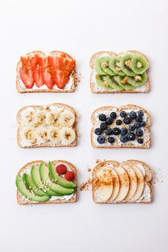 Caught up in the morning rush? Here are 6 super creative (and super easy) breakfast toasts recipes that are tasty and healthy.