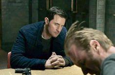 Daniel interrogating Hector episode 9