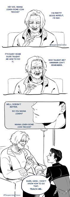 Alzheimer AU