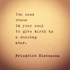 You need chaos in your soul...love. love. love. #heal #health #selflove