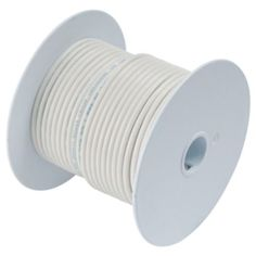 Ancor White 18 AWG Tinned Copper Wire - 35