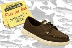 For the dad on the go: Iconic design and premium materials fuse with innovative SKECHERS GOimpulse Sensor technology to achieve the ultimate in comfort and style. SKECHERS.com