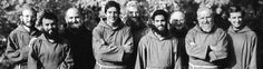 For St. Francis' feast day, my homeboys, the Franciscan Friars of the Renewal.
