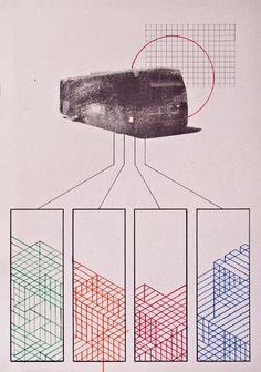 Rento Van Drunen's 'Gridcollages' and 'Transmission'