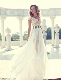 Julie Vino 2014 Bridal Collection