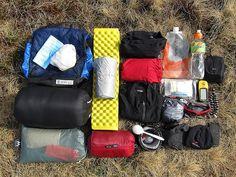 lightweight backpacking gear