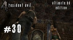 Resident Evil 4 [Ultimate HD Edition] #30 - Eine Falle! - Let's Play