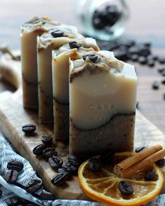 coffee soap …
