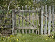 old garden gates |...|