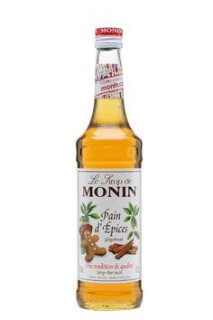 Monin Pain D\'Epices - Comprar Monin Pain D\'Epices - Monin Gingerbread syrup