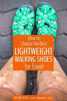 Lightweight Walking Shoes – Get Tips on Choosing & Our Picks of the Best Travel Items, Travel Gadgets, Travel Gifts, Travel Products, Travel Packing, Travel Bags, Packing Lists, Asia Travel, Travel Shoes