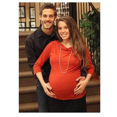19 Kids and Counting Sneak Peek: Student Midwife Jill (Duggar) Dillard 'Got . Jill Duggar Baby, Duggar Girls, Duggar Family Blog, The Dillards, Student Midwife, Dugger Family, Waiting For Baby, 19 Kids And Counting, Amigurumi