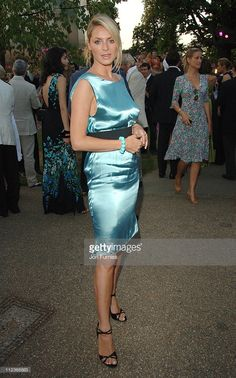Tess Daly during Serpentine Gallery - Summer Party 2006 - Inside at Serpentine Gallery in London, Great Britain.