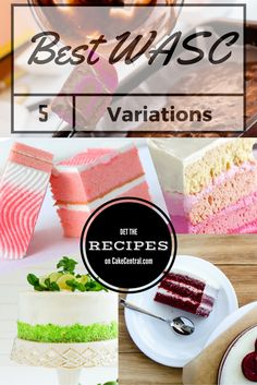 variations cake mixes from scratch and variations see more cake mixes ...