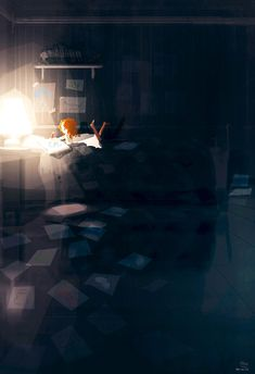 Still an Artist. by PascalCampion.deviantart.com on @DeviantArt
