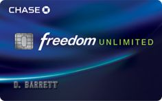 I Switched My Freedom Account To The Freedom Unlimited Account