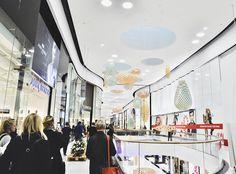 Mall of Scandinavia: Stort bildregn från förhandsvisningen!