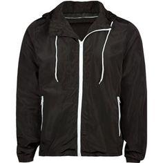 SHOUTHOUSE Set Sail Mens Jacket #shouthouse #jacket #windbreaker #jacket #black #zipper #wind