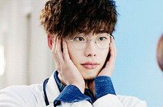 Doctor Stranger. So far this drama is really good! Lee Jong Suk's acting is awesome and he's just so adorable. ^_^