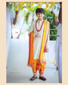 Kids Indian Wear, Kids Ethnic Wear, Kids Party Wear Dresses, Kids Dress Wear, Saree Blouse Neck Designs, Bridal Blouse Designs, Indian Men Fashion, Kids Fashion, Kids Clothes Refashion