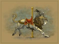 Carousel Chimera by Bamfette
