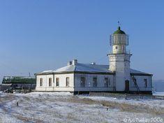 Lighthouses of Russia: Khabarovsk Region, Mys Orlova