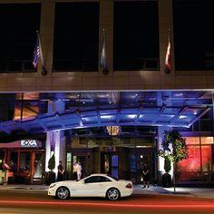 The amazing hotel we got married in!  Hotel 1000, Seattle, WA.