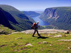 The Long Range Traverse, Newfoundland, Canada