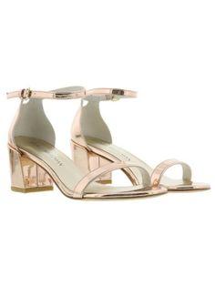 STUART WEITZMAN Stuart Weitzman Simple Sandals. #stuartweitzman #shoes #https: