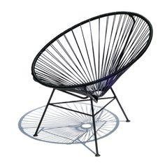 OK Design - The Condesa Chair, schwarz, Einzelabbildung