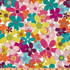 """Michael Miller's Clara - Berry - 100% Cotton, 43/44"""" Available at : http://www.popularfabric.com/en/buy/i/MM_Clara_Berry"""