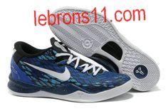cea87cb9b1fe Buy New Arrival Nike Kobe 8 System Basketball Shoe Snake BlueBlack White  from Reliable New Arrival Nike Kobe 8 System Basketball Shoe Snake  BlueBlack White ...