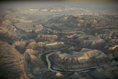 National Geographic: An aerial view of Big Bend National Park in Texas. by National Geographic on artflakes.com as poster or art print $16.63