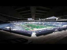 Le Pontiac Silverdome stade abandonné de Detroit [video]…